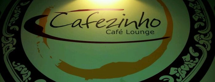 Cafezinho is one of Medallo.