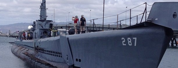 USS Bowfin Submarine Museum & Park is one of Ships modern.