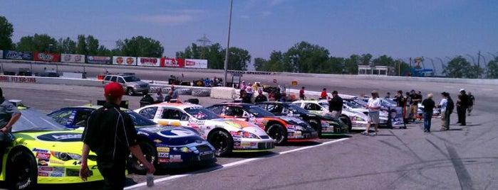 Toledo Speedway is one of Bucket List for Gearheads.