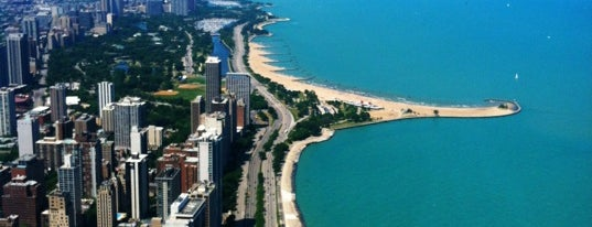 360 CHICAGO is one of vacation hot spots.