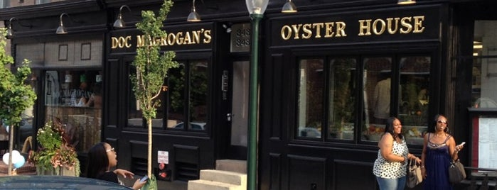 Doc Magrogan's Oyster House is one of Philadelphia Restaurants/Bars.