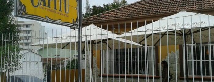 Capitu is one of Descobrindo Curitiba.