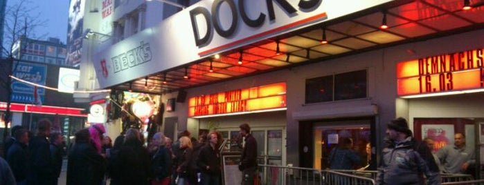 Docks is one of concert venues 1 live music.