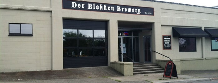 Der Blokken Brewery is one of WABL Passport.