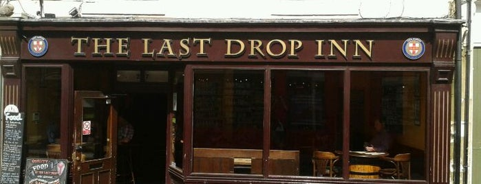 The Last Drop Inn is one of York.