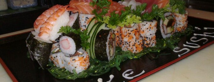Poke Sushi is one of Must-visit Food in Jakarta.