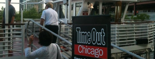 Time Out Chicago Boat is one of Ohio House Motel.