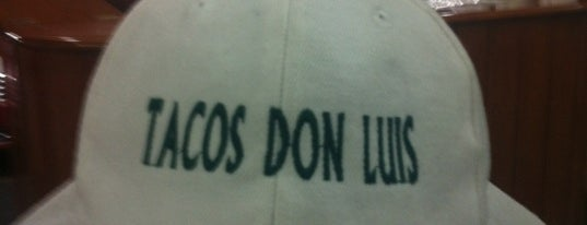 Tacos Don Luis is one of Michaelさんの保存済みスポット.