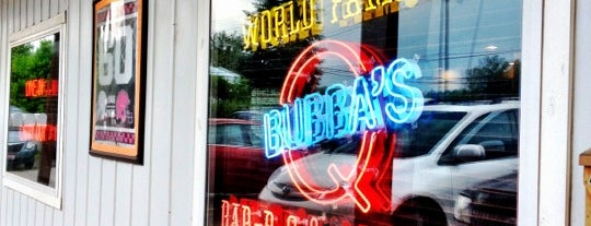 Bubba's Q is one of Taste of Cleveland To Do List.