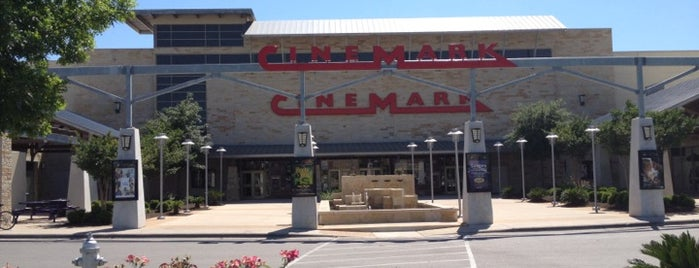 Cinemark is one of SXSW Austin 2012.