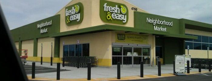 Fresh & Easy Neighborhood Market is one of Las Vegas, NV.