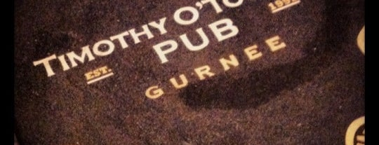 Timothy O'Toole's Pub is one of Lugares favoritos de Andre.