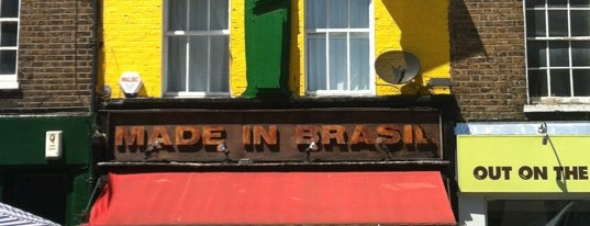 Made in Brasil is one of Guide To London's Best Spot's.