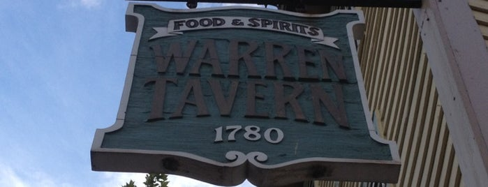 Warren Tavern is one of #BeRevered Best of Boston: Charlestown.