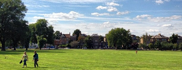 Peckham Rye Common is one of London to do's.