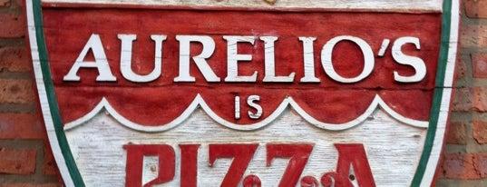 Aurelio's Pizza - Homewood is one of Chicago Part II.