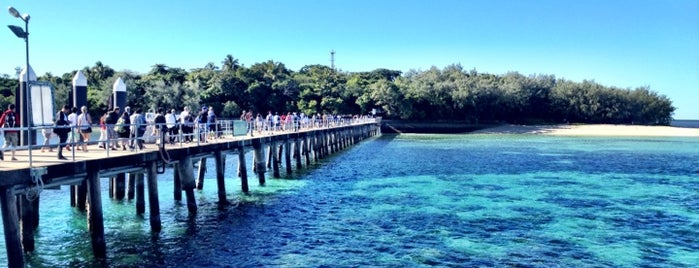 Green Island is one of Australia.