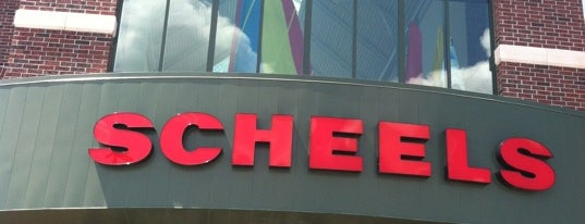 Scheels is one of Tempat yang Disukai Joseph.