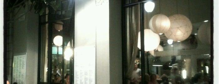 Bar Lobo is one of Terrazas Barcelona.