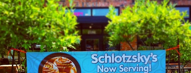 Schlotzsky's is one of Daniel M. 님이 좋아한 장소.