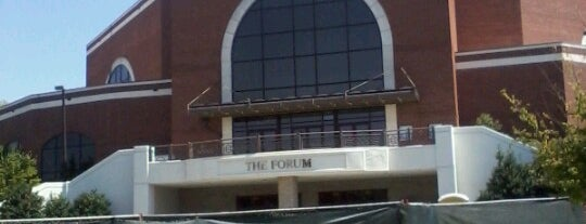 The Forum Civic Center Complex is one of 2014 U.S. Tour.
