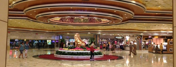 MGM Grand Hotel & Casino is one of USA Trip 2013 - The Desert.