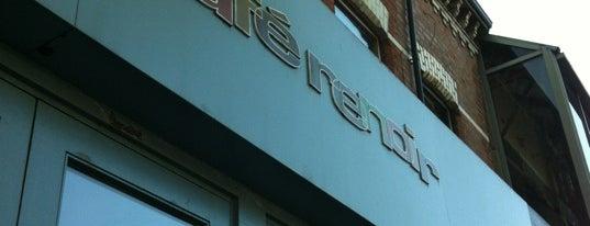 Cafè Renoir is one of Belfast.