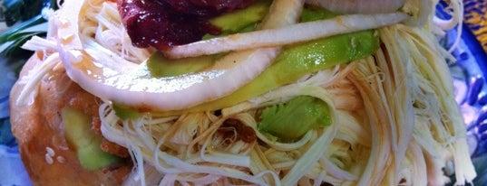 Restaurante La Fonda is one of Gabrielさんのお気に入りスポット.