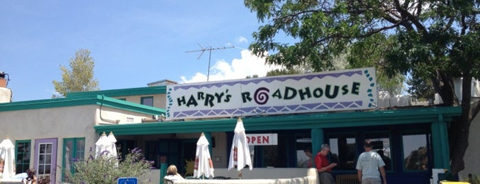 Harry's Roadhouse is one of Diners, Drive-Ins, and Dives.