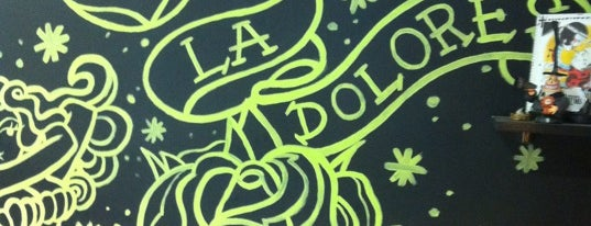 La Dolores Tattoo is one of Tiendeo por Madrid.