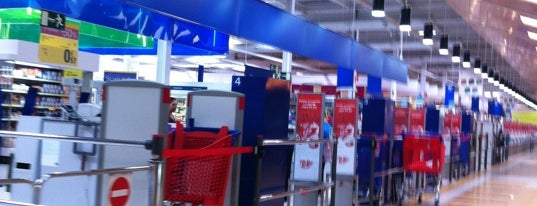 Carrefour is one of Fanychachi : понравившиеся места.