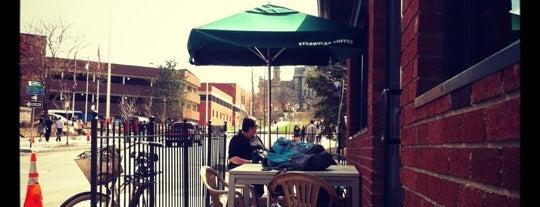 Starbucks is one of Posti che sono piaciuti a Kieran.