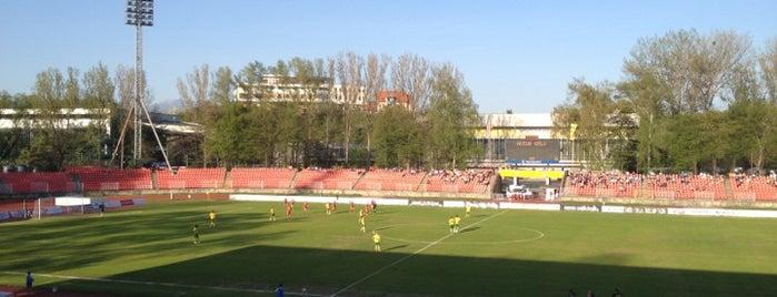 Štadión SNP is one of Prvoligové futbalové štadióny.