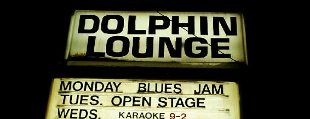 Dolphin Lounge is one of Top picks for Bars.