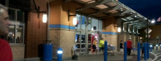 Walmart Supercenter is one of Teaganさんのお気に入りスポット.