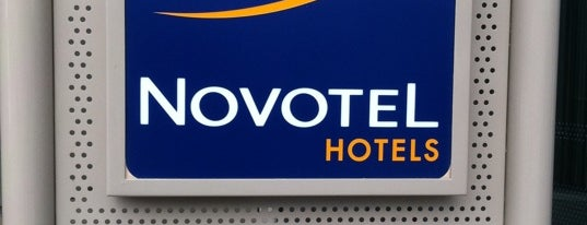 Novotel Warszawa Airport is one of Hotel & BB.