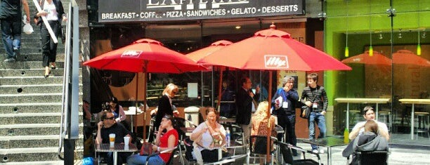 L'Appetito Italian Deli is one of Mamma Mia.