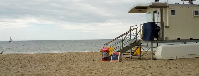 Boscombe Beach is one of Bournemouth Places To Visit.