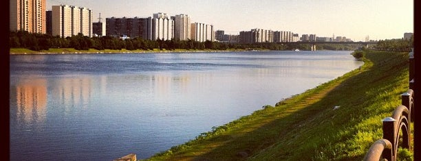 Парк 850-летия Москвы (Марьинский) is one of Meskenler.