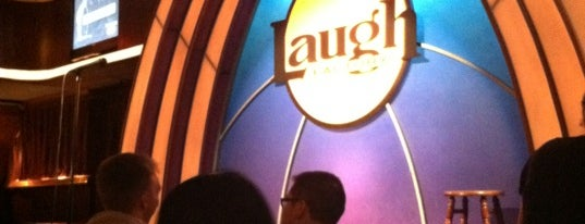 Laugh Factory is one of WeHo / Mid-City West.