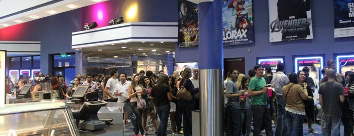 Showcase Cinemas is one of Cines de la Argentina.