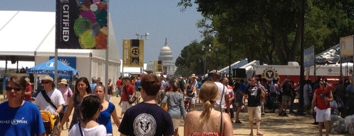 Smithsonian Folklife Festival is one of Summer in DC.