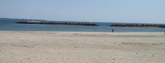 Winthrop Beach is one of Beaches in Boston.