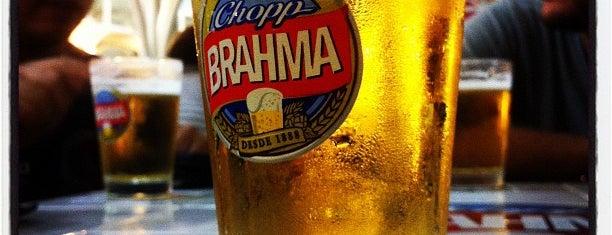 Quiosque Chopp Brahma is one of PELO MUNDO.....