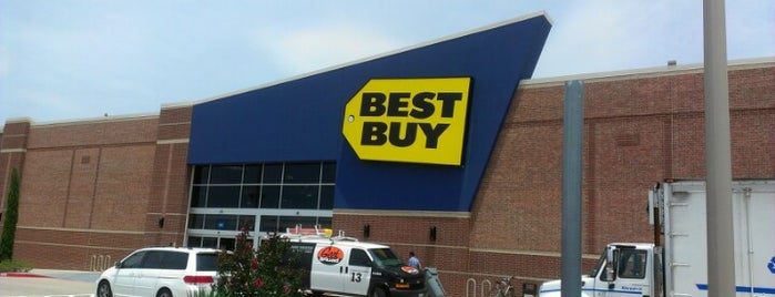 Best Buy is one of Best places in Mckinney, TX.