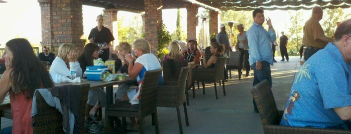 Miramonte Vineyard & Winery is one of SD Drinks.