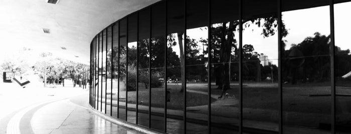Museu de Arte Moderna de São Paulo (MAM) is one of 100+ Programas Imperdíveis em São Paulo.