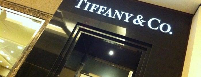 Tiffany & Co. is one of Shopping Cidade Jardim.