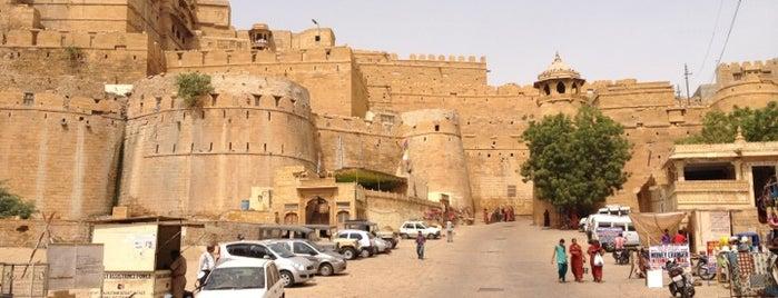 Jaisalmer Fort is one of Orte, die Asim gefallen.