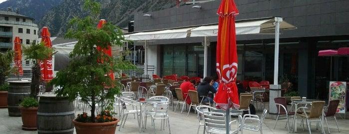 Bar del Roure is one of Andorra.